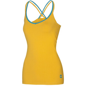 Ocun Corona Sleeveless Shirt Women yellow